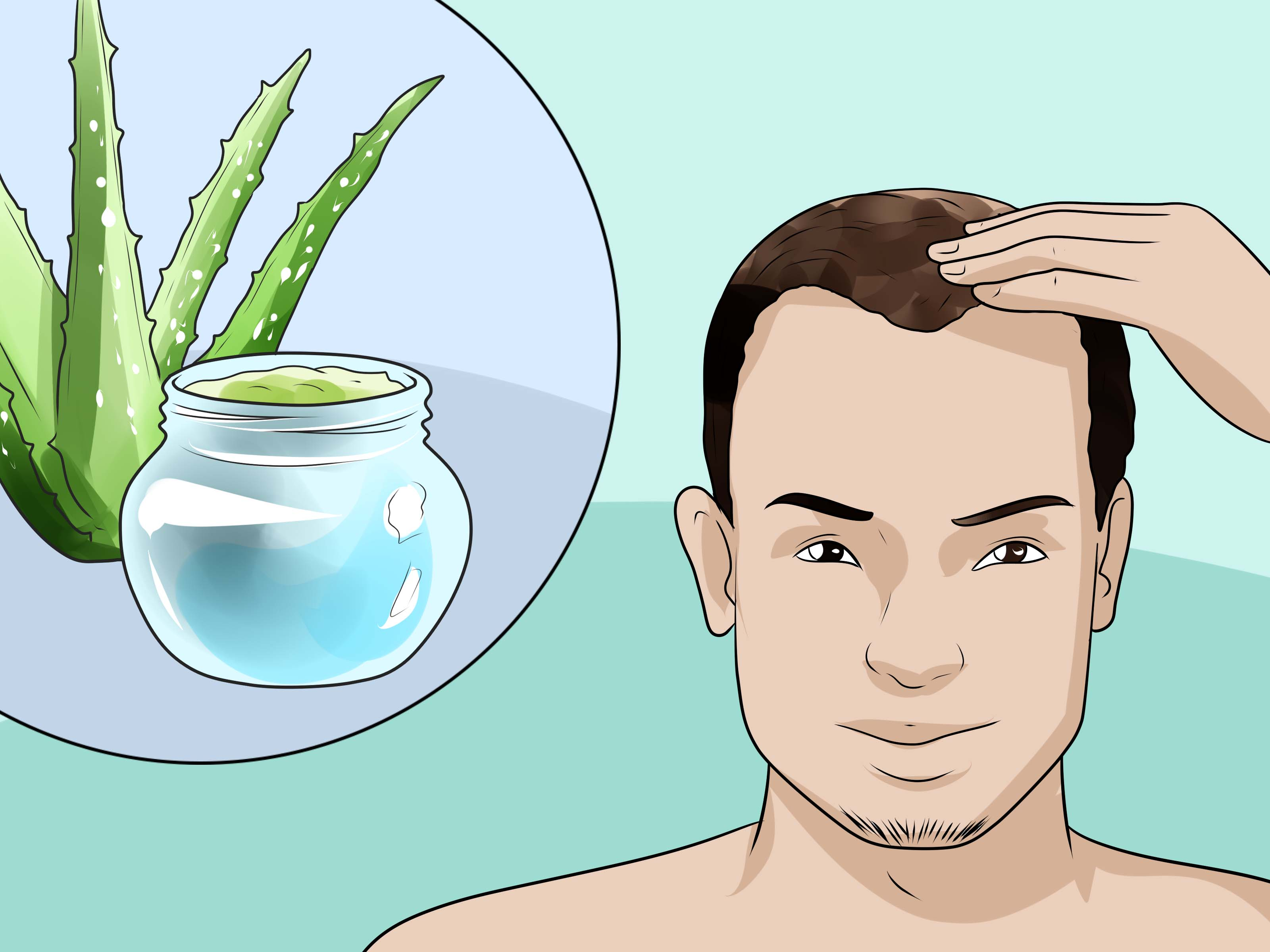 Getting Bald? Grow Hair faster with these simple hacks